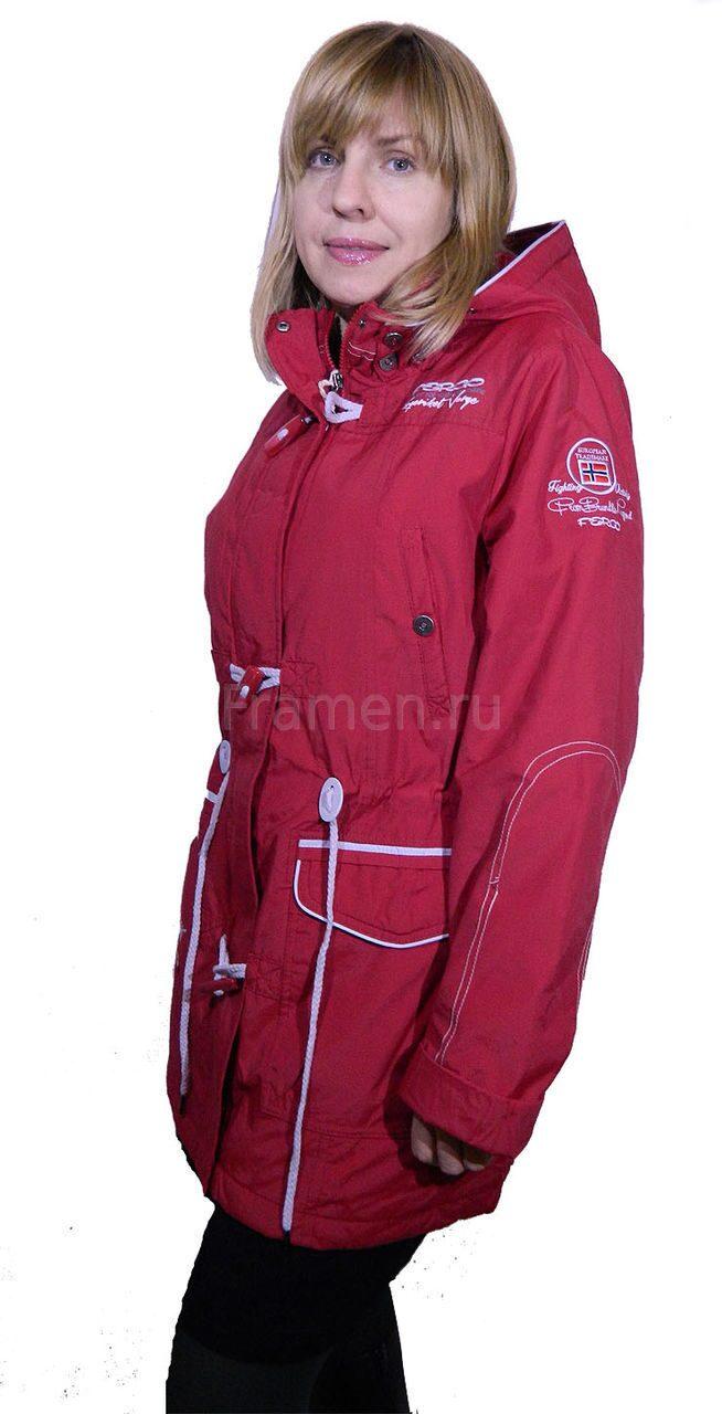 Женская куртка норвегия
