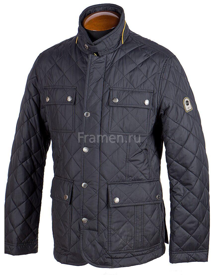 мужская стеганая куртка фото