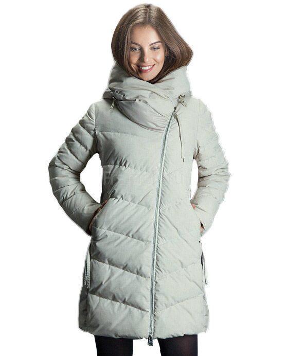 9c6670c10ea Куртка-пуховик женская Clasna CW16D-176C новинка 2016 зима
