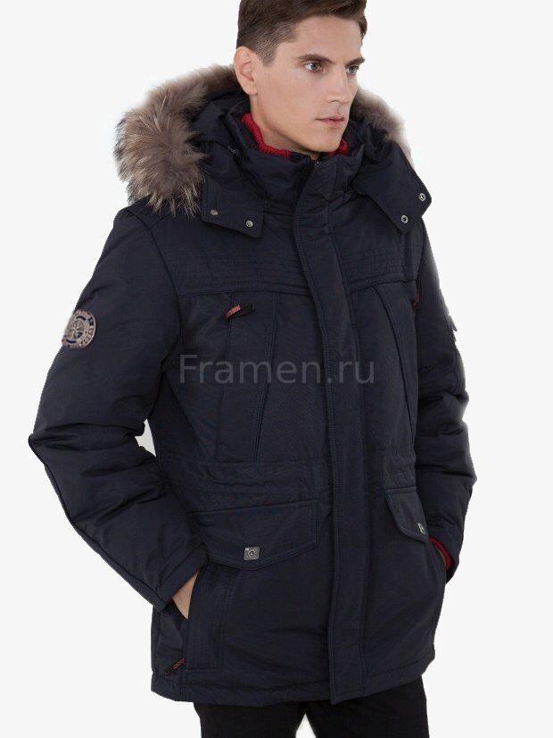 93ac2e98e7455 Мужской классический пуховик купить в Москве