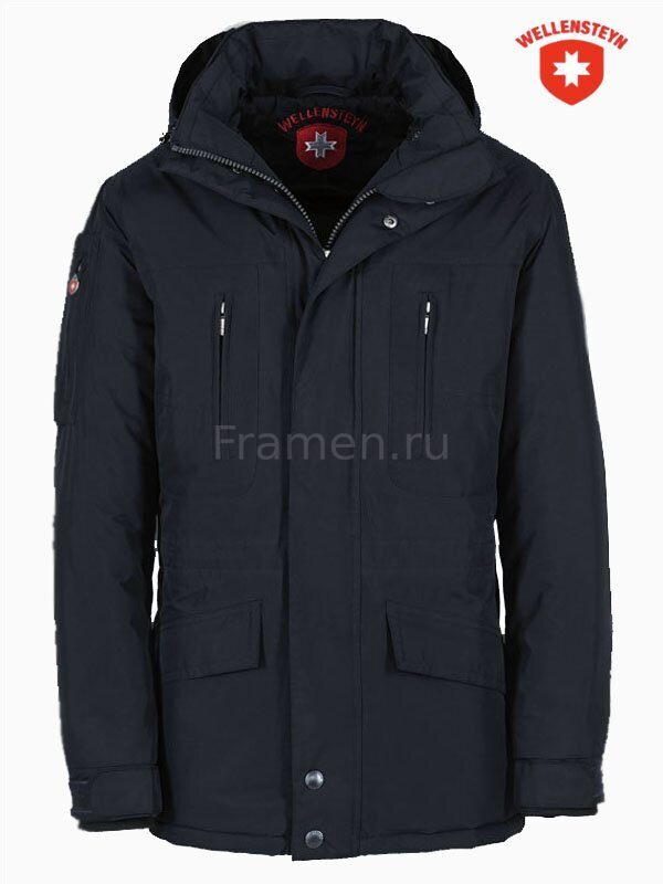 Куртка зимняя Golfjacke Winter Wellensteyn большая 1
