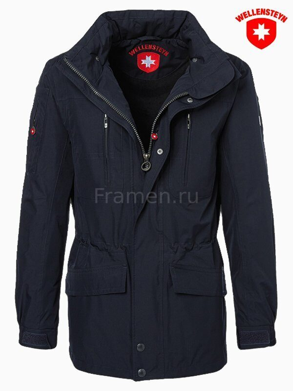 Golfjacke куртка-ветровка осенняя Wellensteyn большая 1