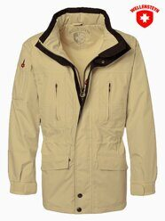 Golfjacke Sand ветровка Wellensteyn